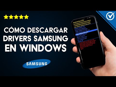 Cómo Descargar e Instalar los Drivers del Samsung Galaxy S6 con Windows 7/8/10