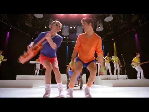 Glee  Wake Me Up Before You GoGo Full Performance + Scene 4x17