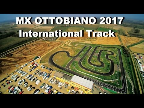 Mx Ottobiano 2017 International Track Track Preview Gopro Full Lap