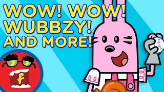 Wow Wow Wubbzy AND MORE OVER 20 MINUTES Of Songs For Kids Fredbot Nursery Rhymes for Kids