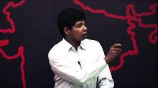 Disability- Can it be an advantage? : Sai Prasad at TEDxTirupati