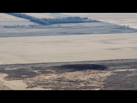 Above the Keystone Pipeline Oil Spill | The Daily 360