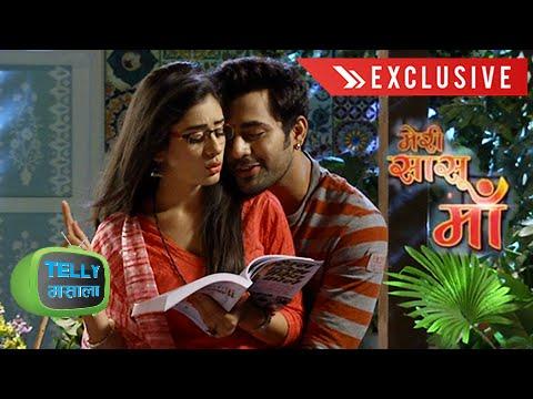 Sattu Pari PASSIONATE On Screen ROMANCE | Meri Saasu Maa | Zee Tv