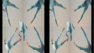 OK Go + Pilobolus - All Is Not Lost - Official 3D Video