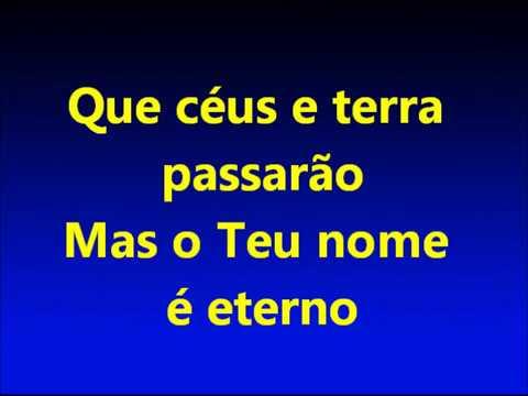 Teu Santo Nome - Gabriela Rocha (playback legendado)