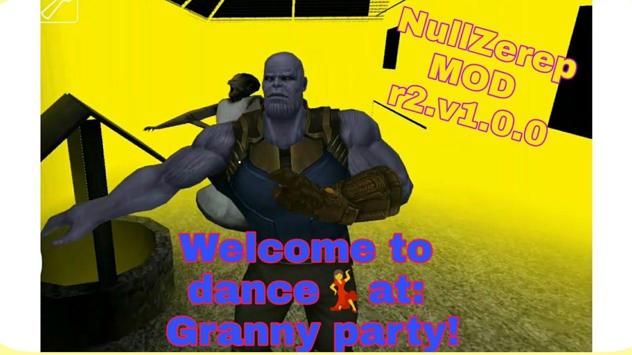 Nullzerep Roblox Apk Granny Mod Apk 1 7 3 Mod Menu Nullzerep R2 V1 0 0 Youtube