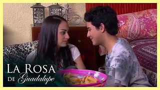 La Rosa de Guadalupe: Maridol droga a su hermana con brownies de marihuana   La receta mágica