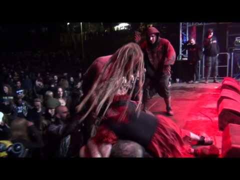 VULVECTOMY - Live at Obscene Extreme 2012