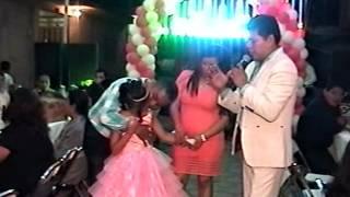 Filmaciones el Chivo y carlos lara en la fiesta de camila altepexi