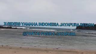 XYI Jayapura Region Touring gendheng road to pantai pasir 6