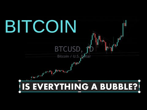 Central Bank Bubble Mooning Bitcoin Price During Bull Market