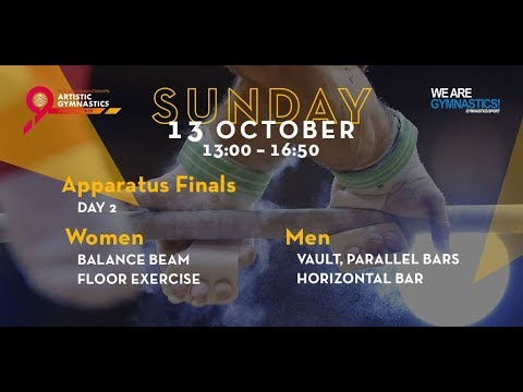 Individual Apparatus Finals - Day 2