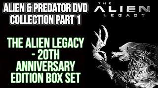 Alien/Predator DVD collection (Part 1)