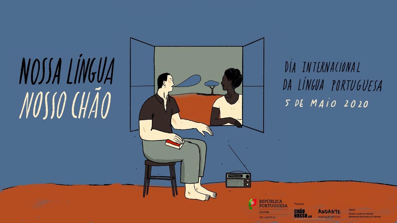 Língua Materna - cover