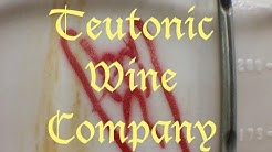 Meet Portland's Heavy Metal Winery, Teutonic Wine Company