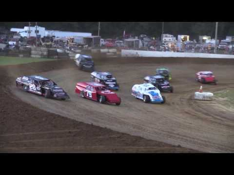 9-3-16 Modified Heat #1 Brownstown Speedway