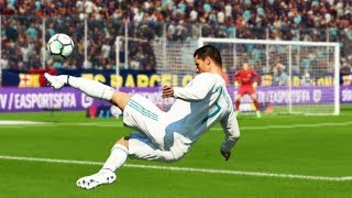 ЛУЧШИЕ ГОЛЫ НЕДЕЛИ #17 FIFA 18 l BEST GOALS OF THE WEEK