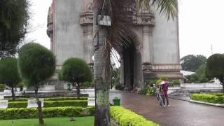 Vientiane,Laos,2010,Patuxay Park,City Ri...