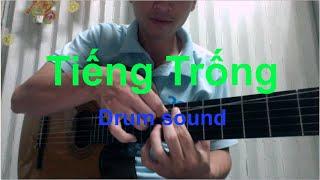 [Guitar] Kỹ thuật tạo tiếng trống trên dây đàn | Lê Trung Hoàng