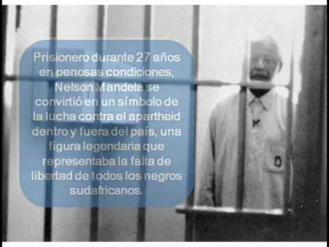 Nelson Mandela: De prisionero a presidente -Día Internacional de Nelson Mandela en Uruguay