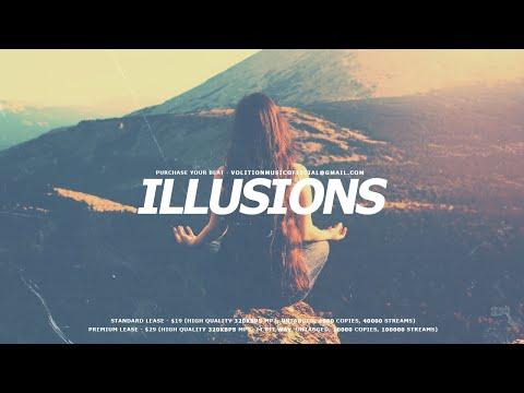 ILLUSIONS -Post Malone X Rick Ross Type Beat ~ Dope Chill Trap Instrumental! Prod. Volition