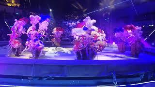 Королевский цирк Гии Эрадзе Пять Континентов во Владивостоке 11.08.2019. Эпилог