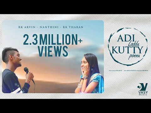 Adi Laddu Kutty Ponnu / Tamil Album Song / Rk Arvin / Rk Tamizhanz / Uyire Media