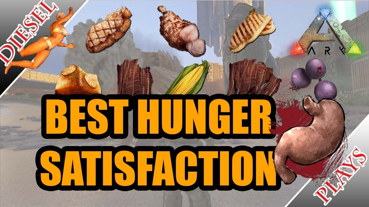 Ark happened best hunger satisfaction youtube forumfinder Image collections