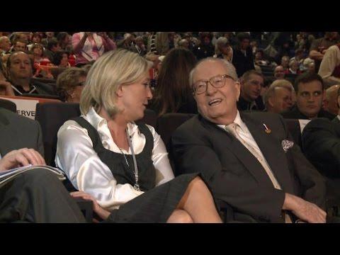 Les Le Pen épinglés pour leur déclaration de patrimoine