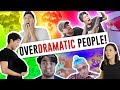 nigahiga Youtube Channel in Over Dramatic People! Video on substuber.com
