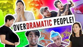Over Dramatic People! thumbnail