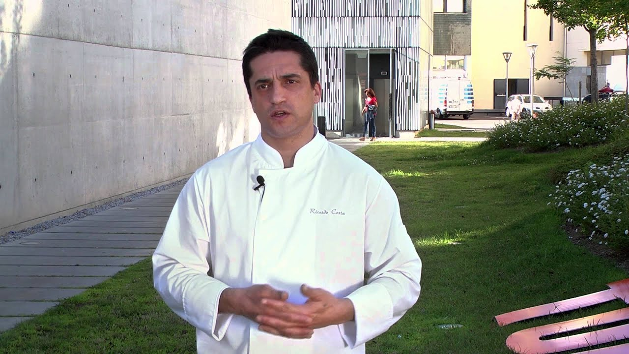 Chefe ricardo costa jurado top chef youtube for Ricardo costa