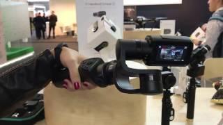Yi Handheld Gimbal 2 - Stabilizzatore Professionale di Yi - MWC 2017