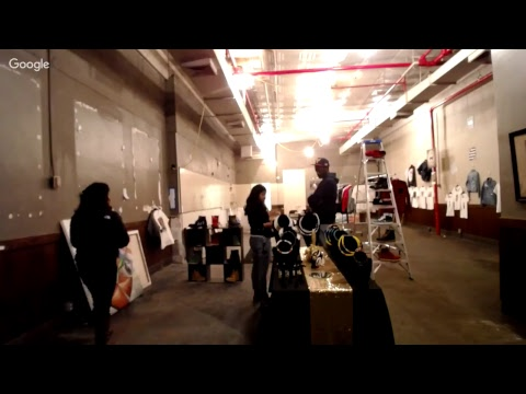 Live Art Show - Broadway, NY