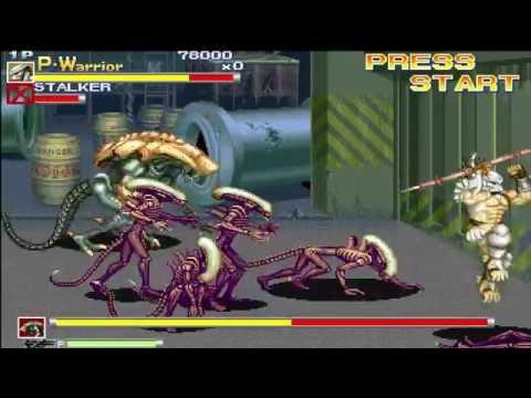 FBA 2016 - Alien vs Predator [ARCADE] 1440p 60FPS