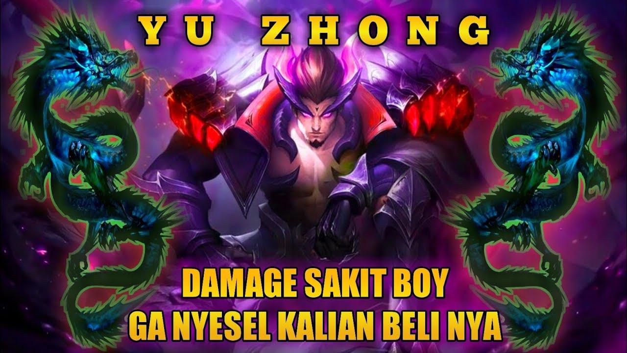YU ZHONG THE BEST NEW FIGHTER   SKILL NYA SAKIT LUAR DALEM BOY   GASKEUUN !!!