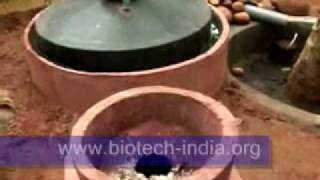 BIOTECH INDIA operation of domestic  Biogas plant
