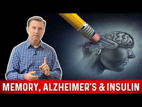 Memory, Alzheimer's & Insulin