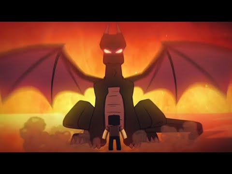 "EPIC MINEQUEST 5 | ""Steve meets Herobrine"" by Sam Green Media"