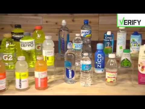 Verify: Is water truly the most hydrating drink?