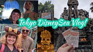 Video Tokyo DisneySea Vlog! What is this place!? 😮 Pt. 1 download MP3, 3GP, MP4, WEBM, AVI, FLV Oktober 2018
