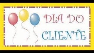 Feliz dia do Cliente 15 de Setembro