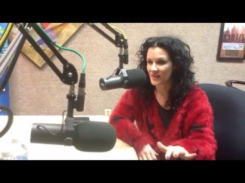 Interview with Plumb (UNCUT) - Tiffany Shares From The Heart - SOS Radio