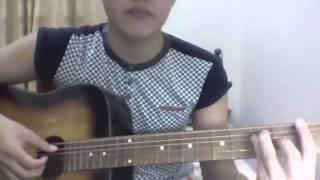 Intro + Hướng dẫn Để em rời xa guitar