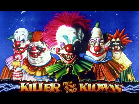 Killer Klowns from Outer Space - Horror Review