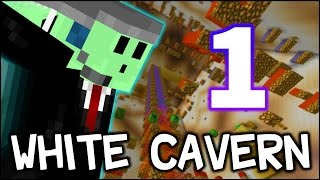 KARA DECIDES MY FATE? - White Cavern Parkour - Part 1
