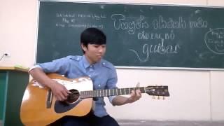 [Hà Okio] Nơi ấy - Nguyễn Ngọc Long Guitar Cover