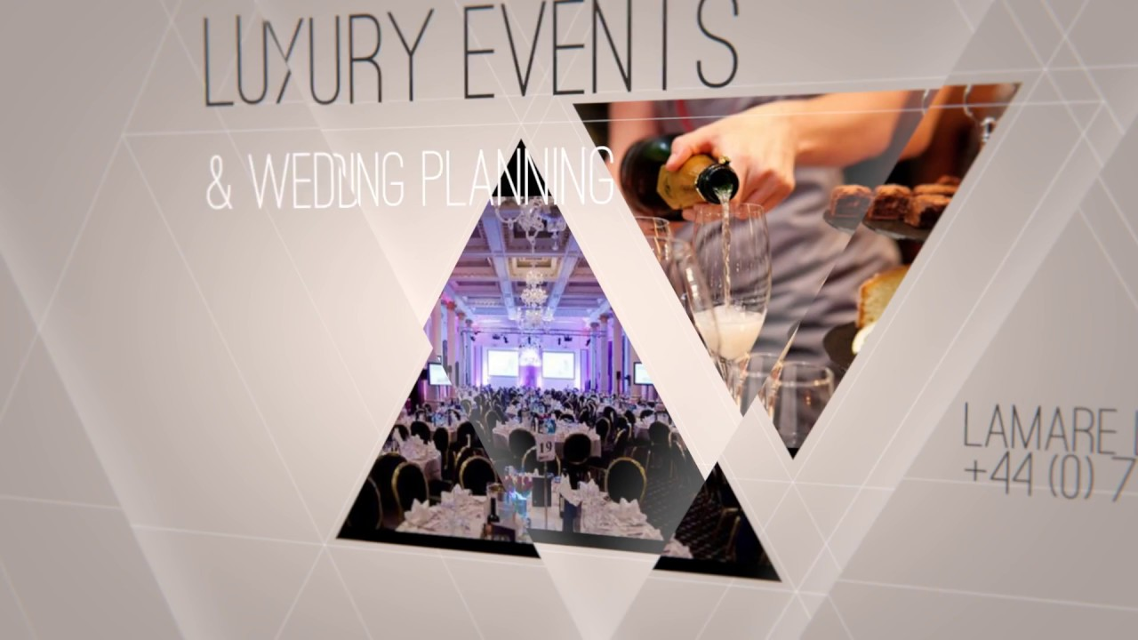 Event Planners London