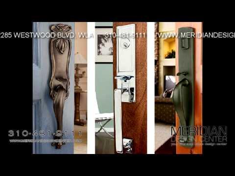 Emtek Door & Cabinet Hardware Los Angeles - Meridian Design Center