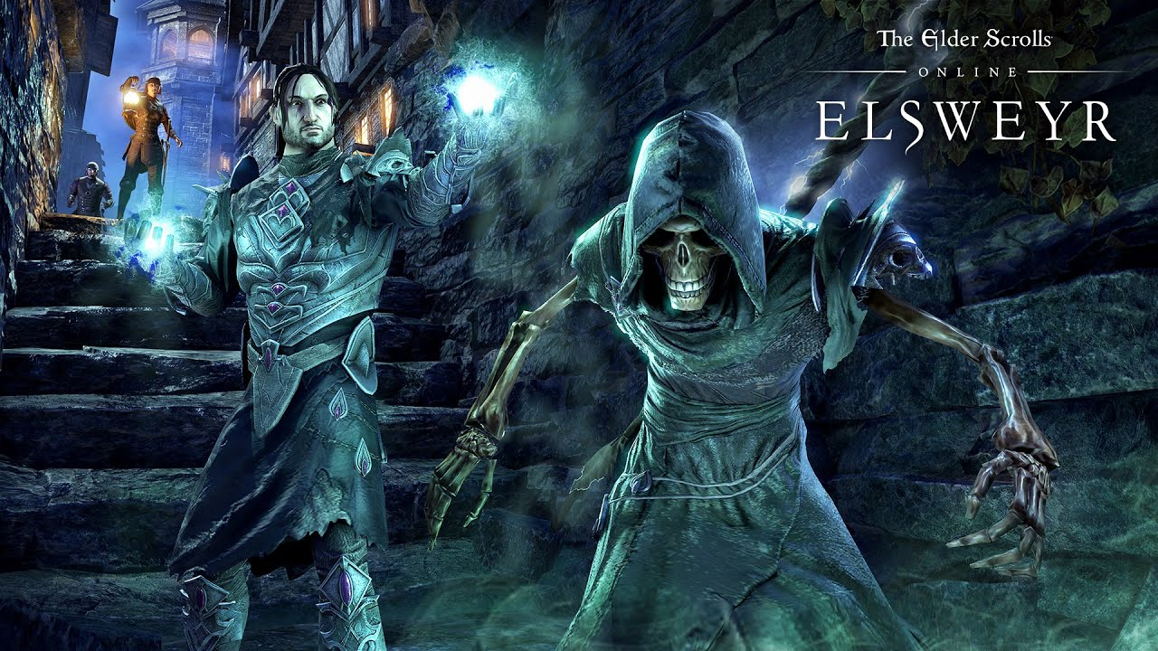 The Elder Scrolls Online: Elsweyr - Become The Necromancer